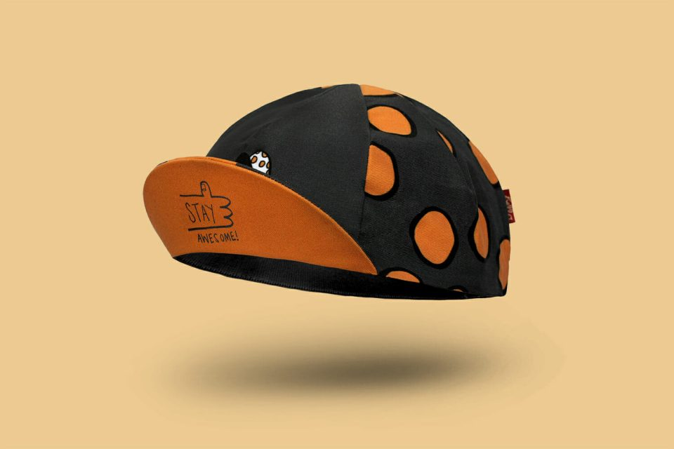 Death To Decaf Cycling Jersey & Cap Combo by Rune Creative x Bello Cyclist™