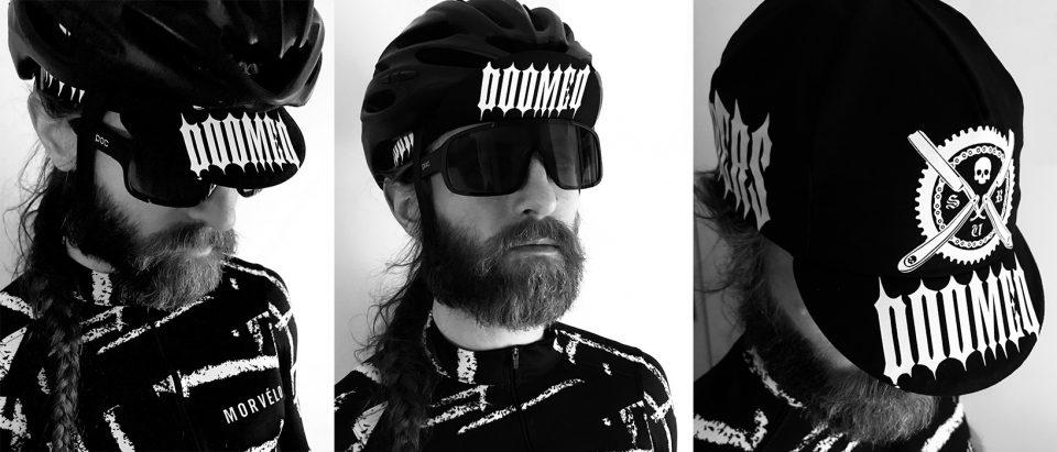 Bello Cyclist Doomed Suicidal Urban Riders Cycling Cap