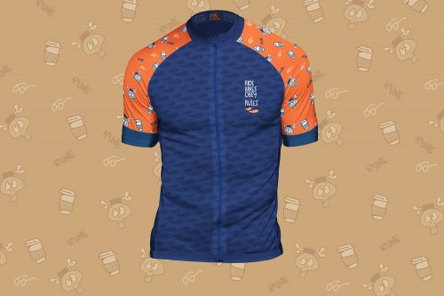 obey the rules cycling jersey by bello cyclist