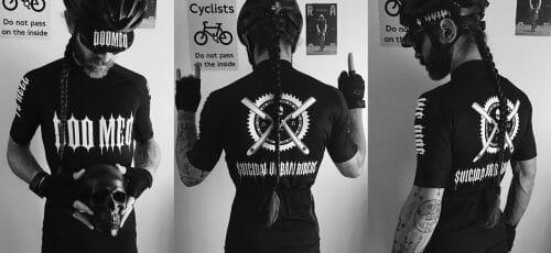 DOOMED CYCLING JERSEY