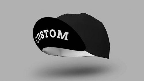 cycling cap 3d designer 4 panel