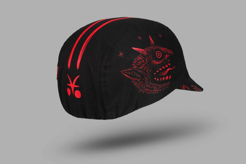 inner demon cycling cap velo theory