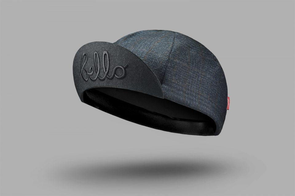 wool cycling cap