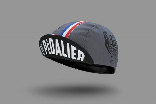 Le Pédalier cycling cap