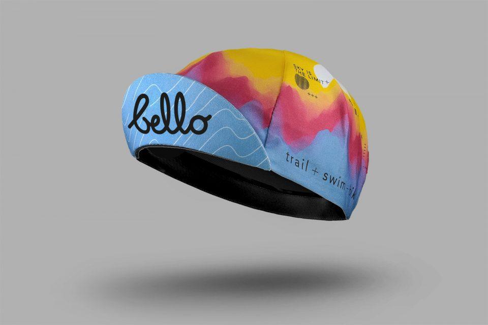 Velo Trail Cycling Running Cap