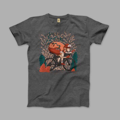 Bello cycling Adventure T-shirt