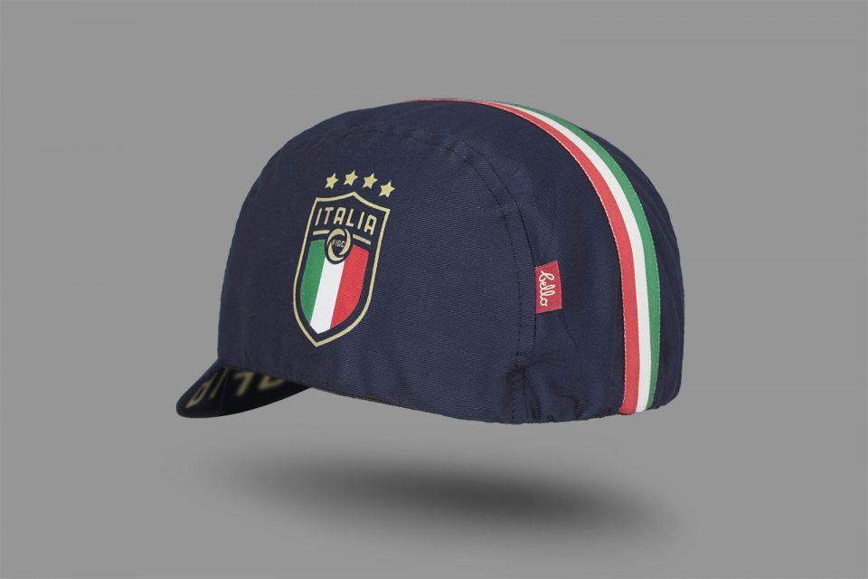 ITALIAN FOOTBALL TEAM CAP